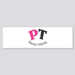Pharmacy Technician Sticker (Bumper)