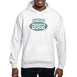 Copyright 2002 Hooded Sweatshirt