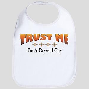 Trust Drywall Guy Bib