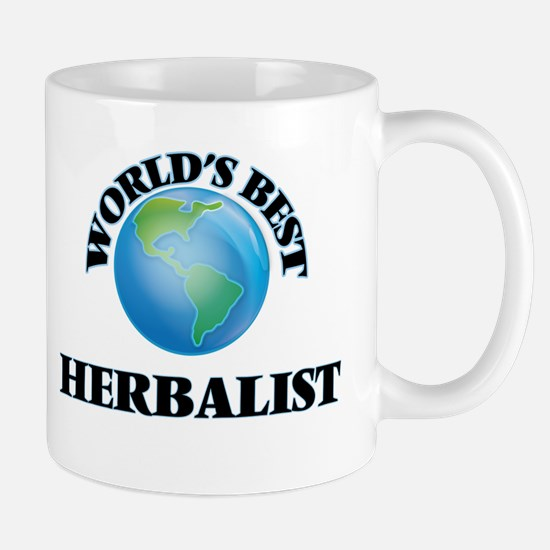 World's Best Herbalist Mugs