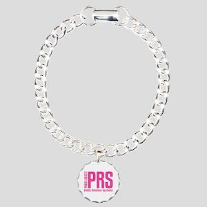 Public Relations Special Charm Bracelet, One Charm