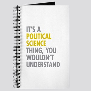 Political Science Thing Journal