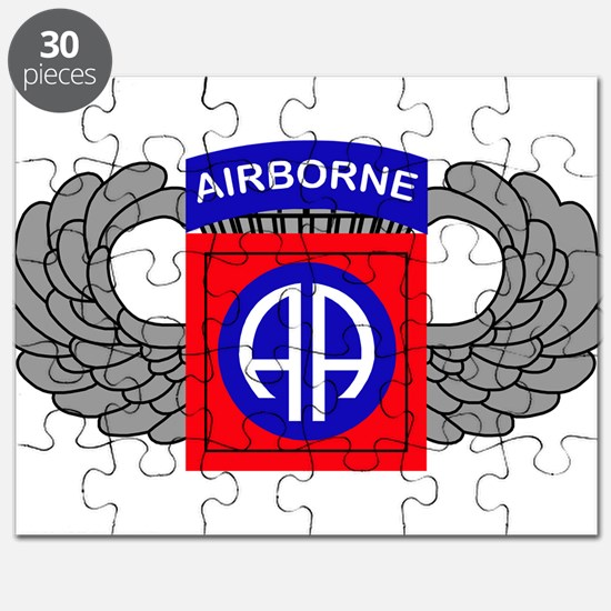 82nd Airborne Division Puzzle