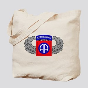 82nd Airborne Division Tote Bag