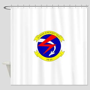 vx23 Shower Curtain