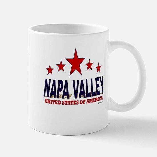 Napa Valley U.S.A. Mug