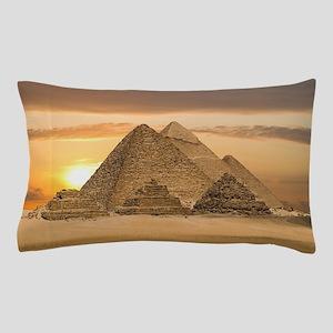 Giza Pyramids Pillow Case