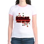 Human. Jr. Ringer T-Shirt