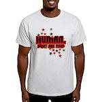 Human. Light T-Shirt