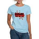 Human. Women's Light T-Shirt