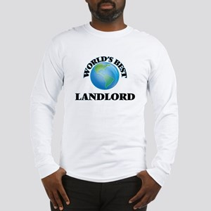 World's Best Landlord Long Sleeve T-Shirt