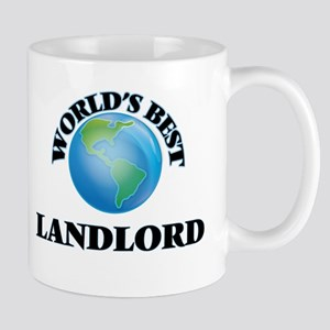 World's Best Landlord Mugs