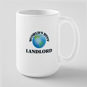 World's Best Landlord Mugs