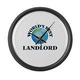 Best landlord Giant Clocks