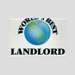 World's Best Landlord Magnets