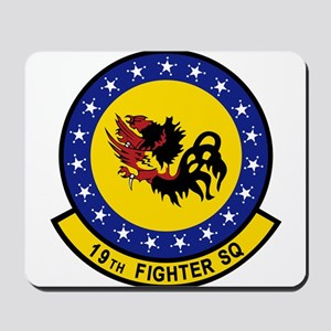 19th_fighter_squadron Mousepad