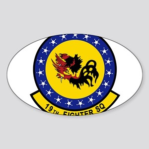 19th_fighter_squadron Sticker