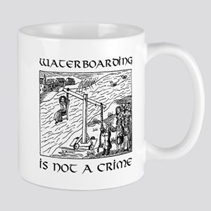 Waterboarding Mug (small)
