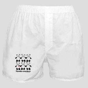 Panda-monium Boxer Shorts