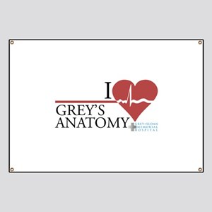 I Heart Grey's Anatomy Banner