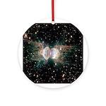 MZ3 Ant Nebula Christmas Tree Ornament (Round)