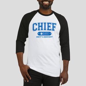 Grey's Anatomy Chief Baseball Jersey