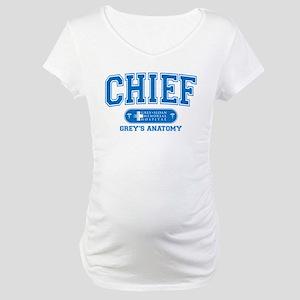 Grey's Anatomy Chief Maternity T-Shirt
