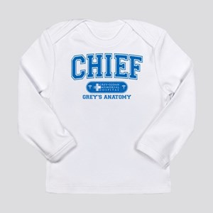 Grey's Anatomy Chief Long Sleeve Infant T-Shirt