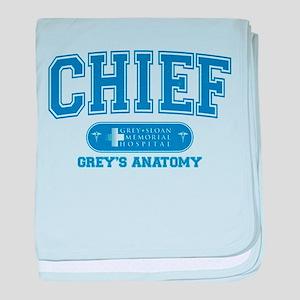 Grey's Anatomy Chief Infant Blanket