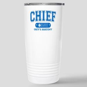 Grey's Anatomy Chief Stainless Steel Travel Mug