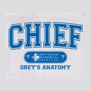 Grey's Anatomy Chief Stadium Blanket
