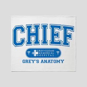 Grey's Anatomy Chief Stadium Blanket