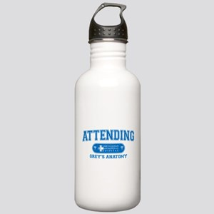 Grey's Anatomy Attending Stainless Water Bottle 1.