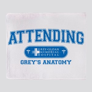 Grey's Anatomy Attending Stadium Blanket