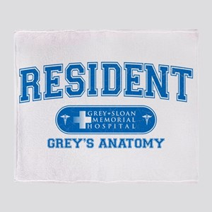 Grey's Anatomy Resident Stadium Blanket