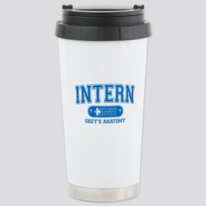 Grey's Anatomy Intern Stainless Steel Travel Mug