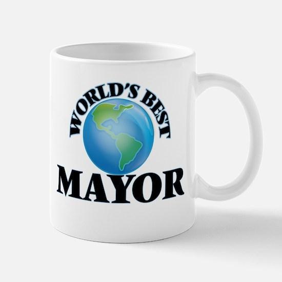 World's Best Mayor Mugs