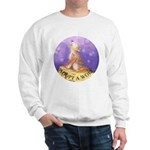 Adopt a wolf and wolf howling Sweatshirt