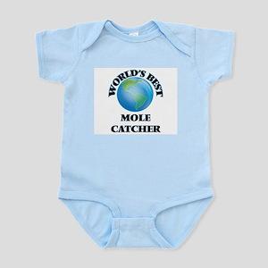 World's Best Mole Catcher Body Suit
