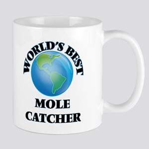 World's Best Mole Catcher Mugs
