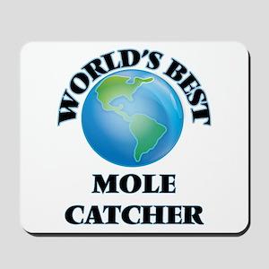 World's Best Mole Catcher Mousepad