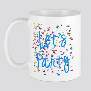 Let's Party Mug
