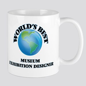World's Best Museum Exhibition Designer Mugs
