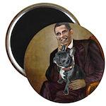 Obama - French Bulldog (BW 2.25