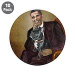 Obama - French Bulldog (BW-R 3.5