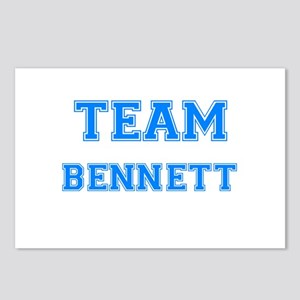 TEAM BLANCHARD Postcards (Package of 8)