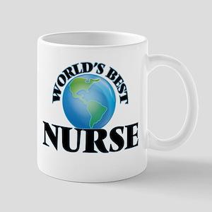 World's Best Nurse Mugs