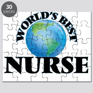 World's Best Nurse Puzzle