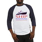 Ship Happens Conservancy Baseball Jersey