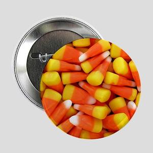 """Candy Corn Halloween Shirt 2.25"""" Button (10 pack)"""